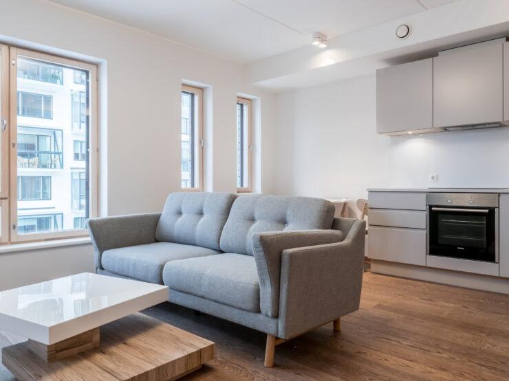Südalinna 3 toaline korter – hea investeering
