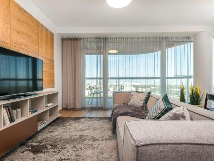 Skyline Residence korter suurepärase vaatega