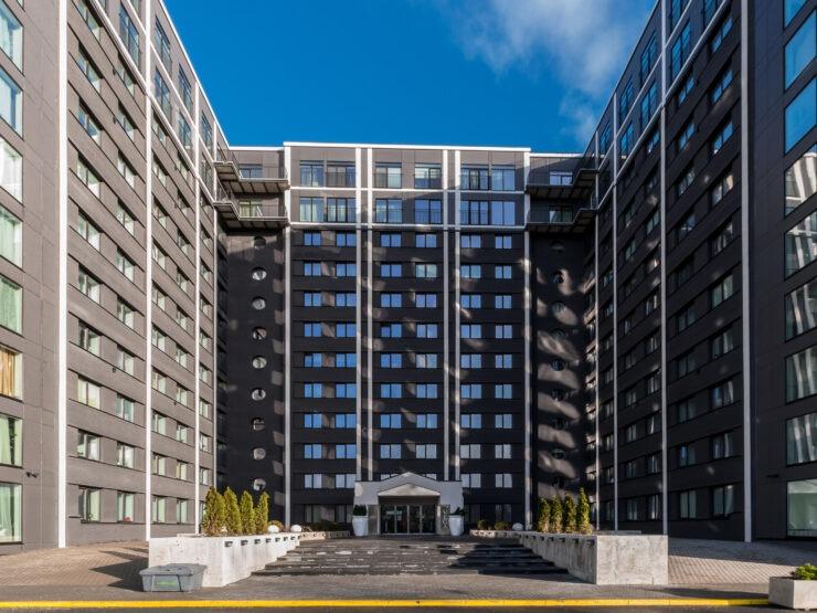 Vega Residence kompaktne korter investeerimiseks